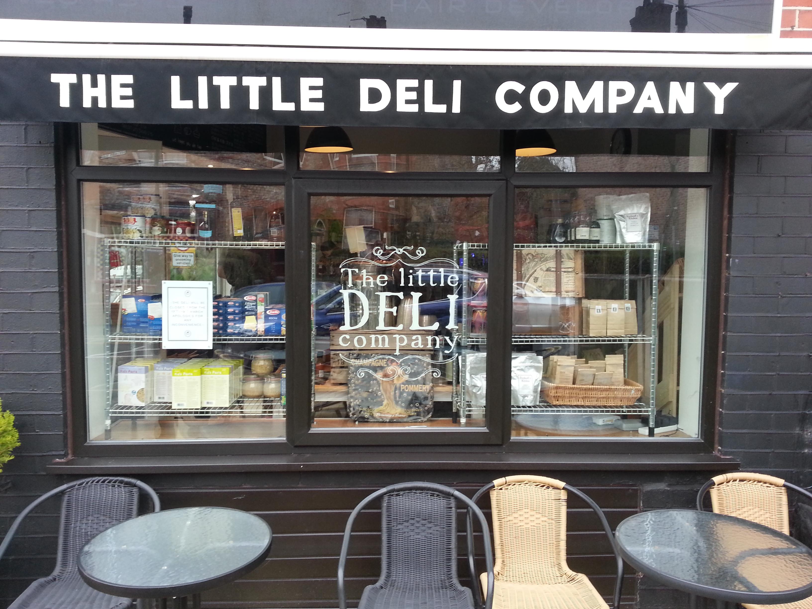 Image Gallery Deli Shop